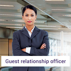 Guest Relationship Officer