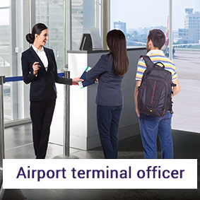 Airport Terminal Officer